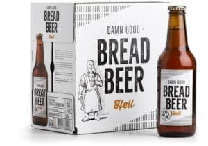 Bread Beer 4.8% Vol. 24 x 33 cl EW Flasche