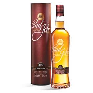 Whisky Paul John Edited 46% Vol. 70 cl Indien
