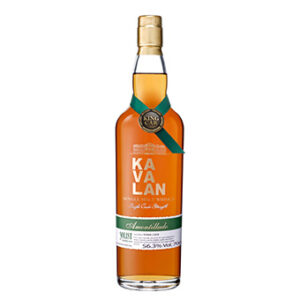 Whisky  Kavalan Solist Amontillado 56,3% Vol. Taiwan