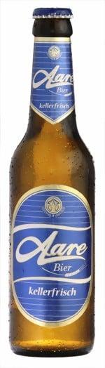 Aare Bier Kellerfrisch 5% Vol. 24 x 33 cl EW Flasche