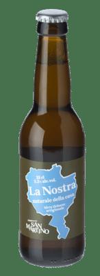 San Martino La Nostra 5,2% Vol. Zwickel 24 x 33 cl EW Flasche