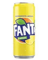 Fanta Lemon 24 x 33 cl Dose