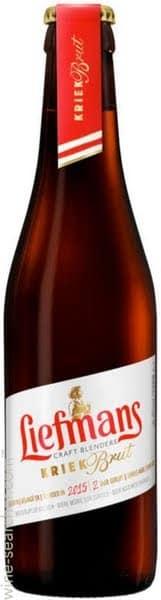 Liefmans Cuvée Brut Kriek 6% Vol. 24 x 33 cl MW Flasche Belgien