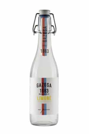 Gazosa 1883 Limone Mendrisio 20 x 35 cl MW Flasche