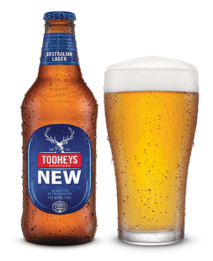 Toohey's New 4,6% Vol. 24 x 37,5cl EW Flasche Australien