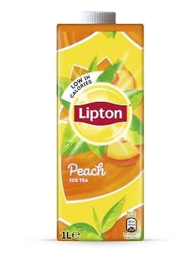 Lipton Peach Ice Tea 12 x 100 cl Tetra Pak