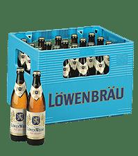 Löwenbräu München Hefe Weissbier 5,2% Vol. 20 x 50cl MW Flasche