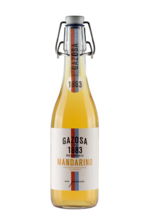 Gazosa 1883 Mandarino Mendrisio 20 x 35 cl MW Flasche