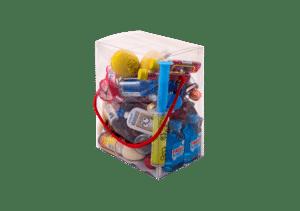 Polterabend Maxi Shot Handtäschchen mit verschiedenen Shot`s 30 x 2 cl
