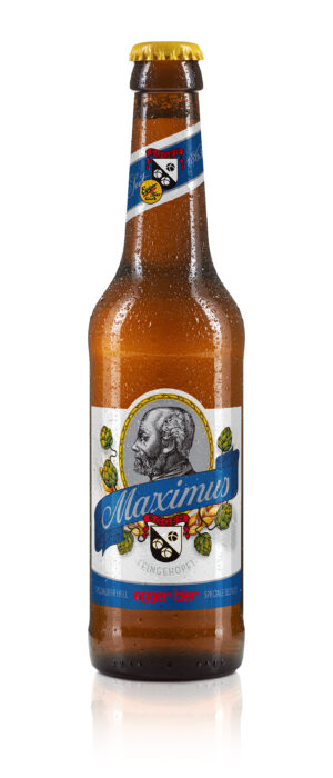 Egger Bier Maximus Spezial 5,2% Vol. 24 x 33 cl EW Flasche