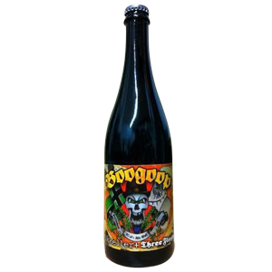 Mikkeller / Three Floyds Boogoop Barley Wine 10.4% Vol. 6 x 75 cl EW Flasche Dänemark