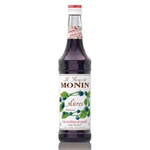 Brombeer Monin Premium Sirup Alkoholfrei 70 cl
