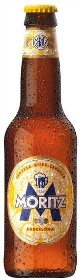 Moritz Barcelona 5.4% Vol. 24 x 33 cl EW Flasche