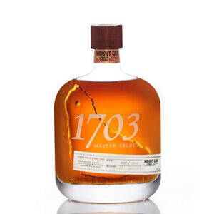 Rum Mount Gay Rum 1703 Master Select 43% Vol. 70 cl Barbados