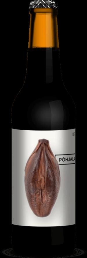 Põhjala Must Kuld Porter 7,8% Vol. 20 x 33 cl EW Flasche Estland