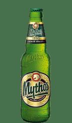 Mythos Lager hell 4,7% Vol. 24 x 33 cl EW Flasche Griechenland