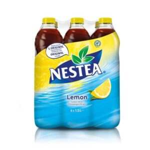 Nestea Lemon Zitronengeschmack 6 x 150cl PET