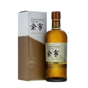 Nikka Yoichi Single Malt Whisky Bourbon Wood Finish 46% Vol. 70 cl Japan