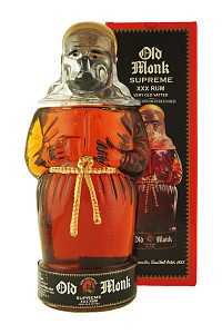 Old Monk Supreme Old Rum 42,8% Vol. 75 cl Indien