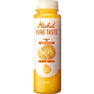 Michel Pure Taste Orange 24 x 25 cl Pet ( Haltbarkeit bei Anlieferung: min. 10 Tage )