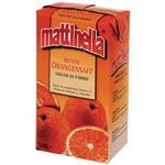 Mattinella Orangensaft 18 x 25 cl Tetra