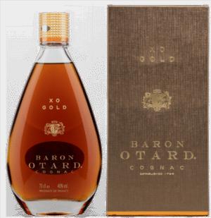 Cognac Otard XO Gold  40% Vol. 70 cl