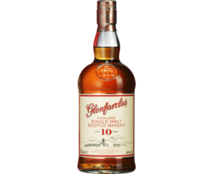 Glenfarclas 10 years old 40% Vol.70 cl