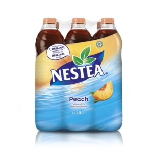 Nestea Peach Pfirsich 6 x 150cl PET