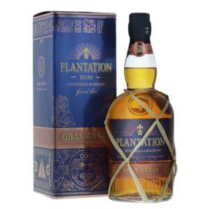 Rum Plantation & Belize Gran Añejo 42% Vol 70 cl Guatamala