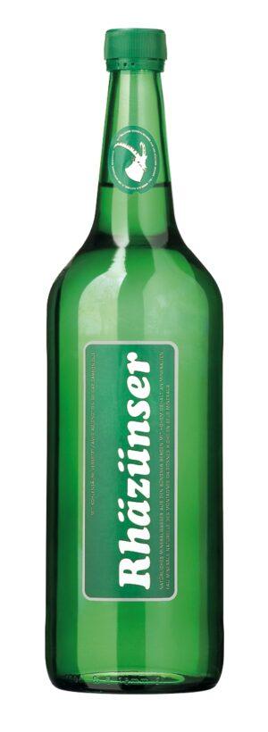 Rhäzünser Mineral 12 x 100 cl MW Flasche