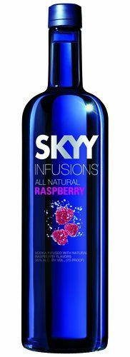 Vodka SKYY Raspberry 35% Vol. 70 cl San Francisco