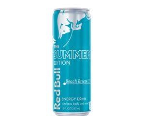 Red Bull Summer Edition Beach Breeze 24 x 25 cl Dosen