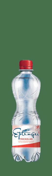 Eptinger rot mit Kohlensäure 24 x 50cl PET