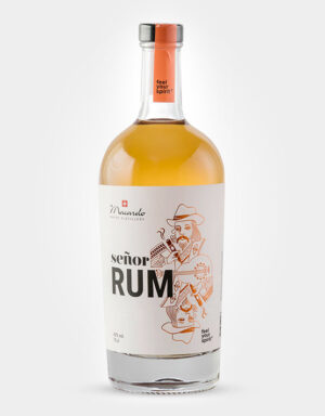 Macardo Senor Rum 42% Vol. 70 cl Schweiz
