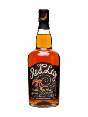Red Leg Spiced Rum 37,5% Vol. 70 cl England