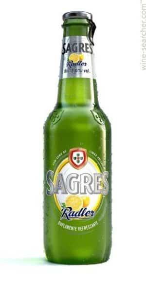 Sagres Radler 2.0 % Vol. 24 x 33 cl EW Flasche