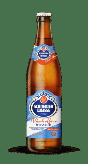 Schneider Weisse Alkoholfrei TAP 3 6 x 50 cl MW Flasche