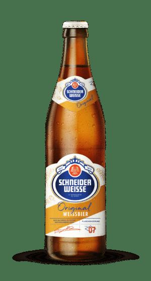 Schneider Weisse Original  TAP 7 50 cl MW Flasche