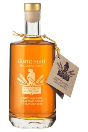 Säntis Malt Alpstein Edition XI Sherry Cask Finish 48% Vol. 50 cl
