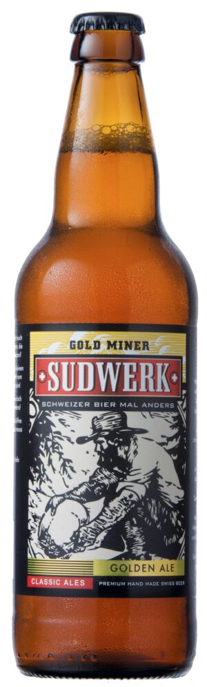 GOLD MINER – GOLDEN ALE 4,8% Vol. 12 x 33 cl EW Flasche