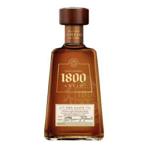 Tequila 1800 Añejo Reserva 38% Vol. 70 cl