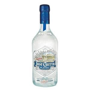 Tequila Jose Cuervo Reserva de la Famila Platino 40% Vol. 70 cl Mexico