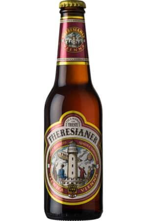 Theresianer Vienna 5.3% Vol. 24 x 33 cl EW Flasche Italien