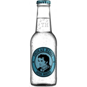 Thomas Henry Soda Water 24 x 20 cl MW Flasche