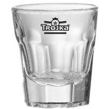TROJKA - Shotglas 6 Stück mit je 2 cl