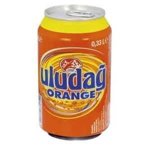 Uludag Orange 24 x 33 cl Dose Türkei