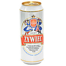 Zywiec Lager hell 5,6% Vol. 24 x 50cl Dose Polen
