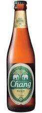 Chang Beer 5,0% Vol. 24 x 33 cl EW Flasche Thailand