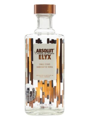 Absolut Vodka ELYX 42,3% Vol. 70 cl Schweden