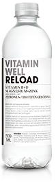 Vitamin Well Reload 12 x 50 cl PET